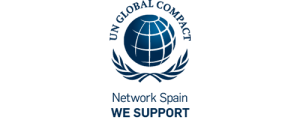 Un global compact network Spain
