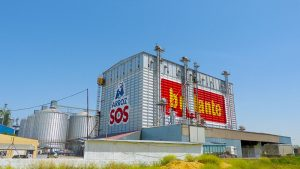 San Juan de Aznalfarache factory (Seville, Spain)
