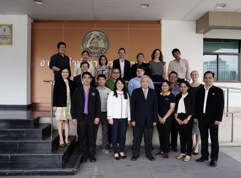 Ebro Foods, Grupo Mars, Giz y el Thai Rice Department ponen en marcha un proyecto CLIMATE-SMART para el cultivo de arroz en Tailandia