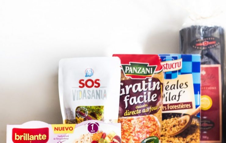 marcas ebro foods