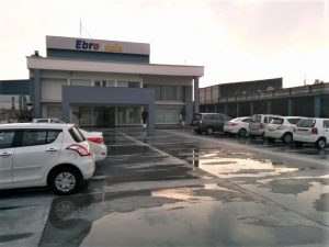 Ebro India factory (Taraori, India)