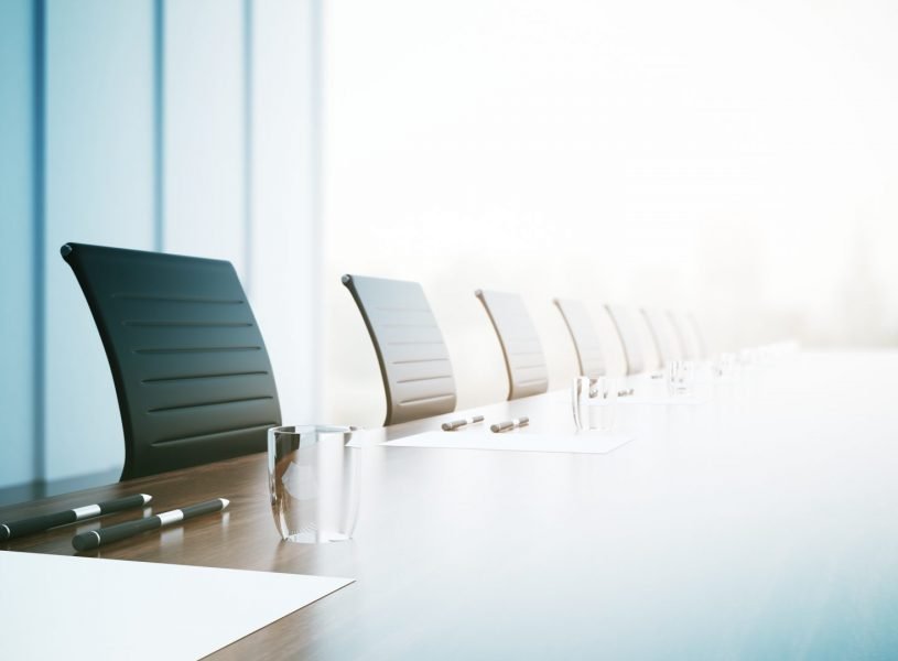 Changes in the membership of the Committees of the Board of Directors