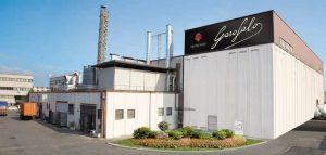 Garofalo factory (Gragnano, Italy)