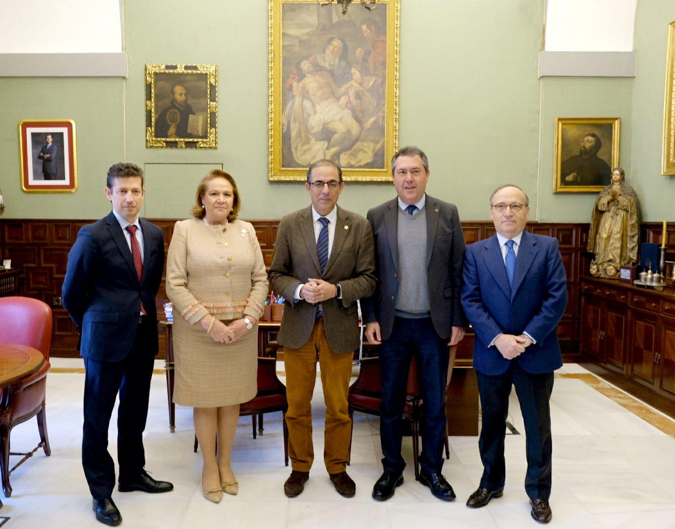 El Consejo Social de la Universidad de Sevilla concede a Ebro el Premio al Mecenazgo Empresarial