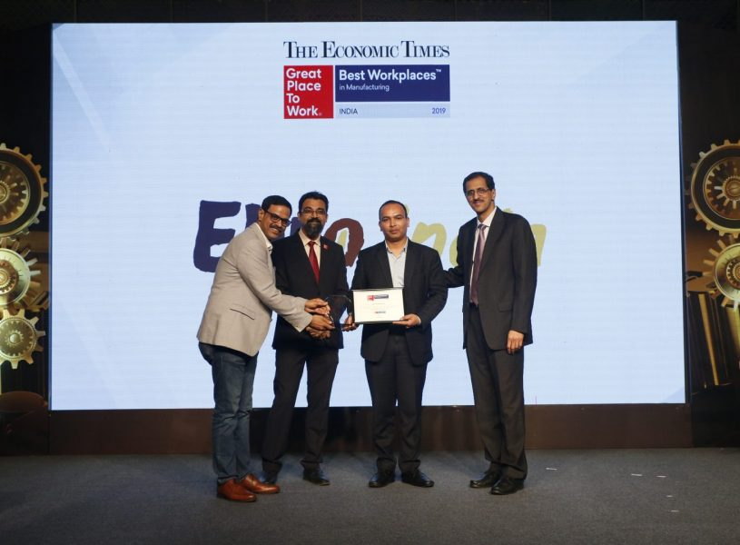 Ebro India, one of the 25 Best Manufacturers in India