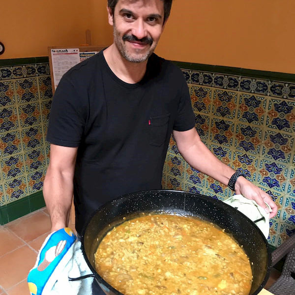 Interview with Íñigo Aberasturi