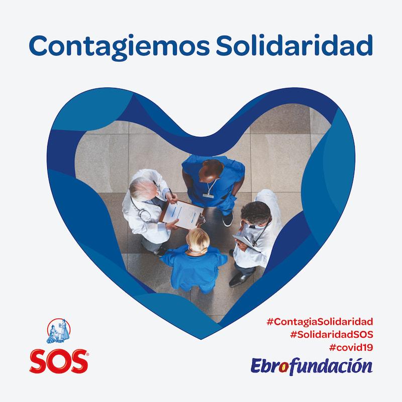 Grupo Ebro #ContagiaSolidaridad