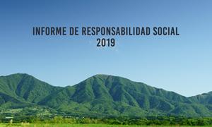 Informe RSE 2019