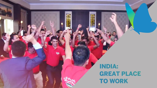 Our subsidiary Ebro India has once again been recognized as a Great Place to Work
