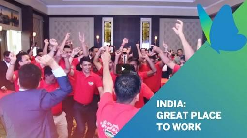 Nuestra filial Ebro India ha sido nuevamente reconocida como Great Place to Work. Con este vídeo queremos rendirles nuestro homenaje