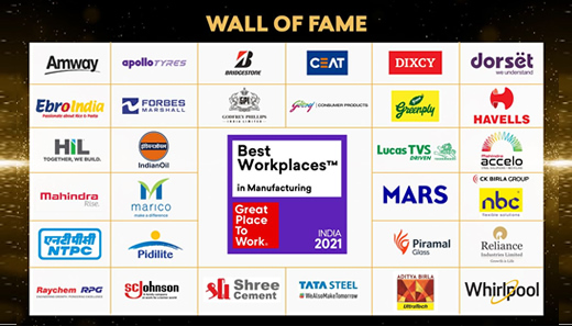 Ebro India Great Place To Work Institute