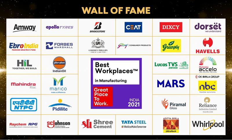 Ebro India recibe un nuevo reconocimiento de Great Place To Work Institute