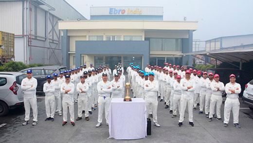 Ebro India, Great Place to Work de nuevo